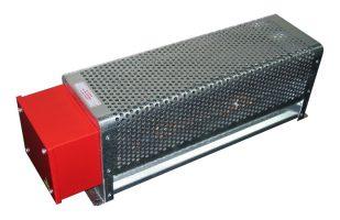 Radiateur à ailettes acier RIS