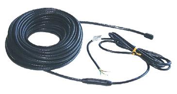 Câbles chauffants