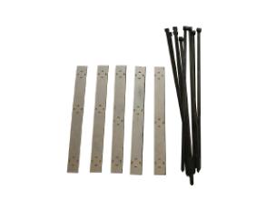 Kit d'espacement et protection de câbles chauffants GP-S
